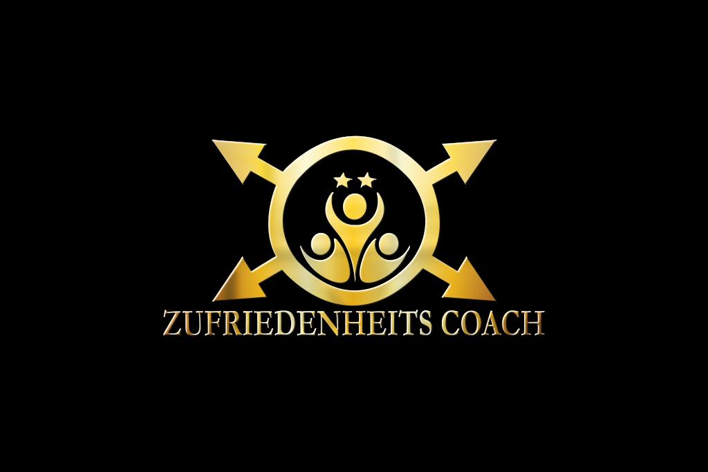 Zufriedenheits Coach Düsseldorf, 3D Logo